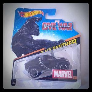 Hot Wheels Black Panther